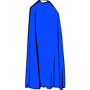 Cape cloak clipart #18