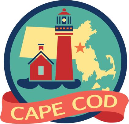 Cape cod clipart.
