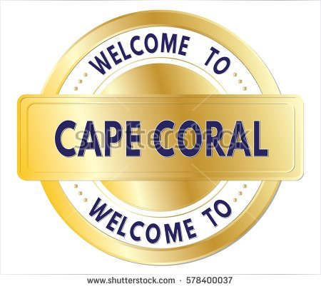 Cape Coral Stock Photos, Royalty.