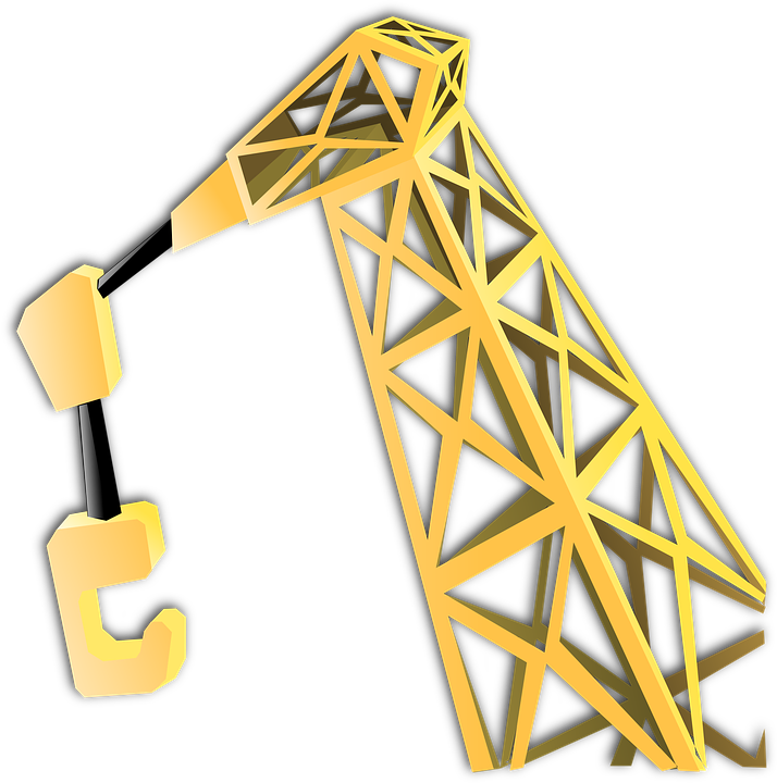 Free vector graphic: Crane, Industrial, Technical.