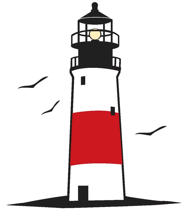 Lighthouse clipart cape hatteras lighthouse fine art vintage.