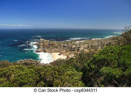 Stock Photography of Cape of good Hope.