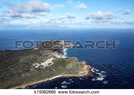 Stock Images of Cape of Good Hope and Cape Point k19362666.