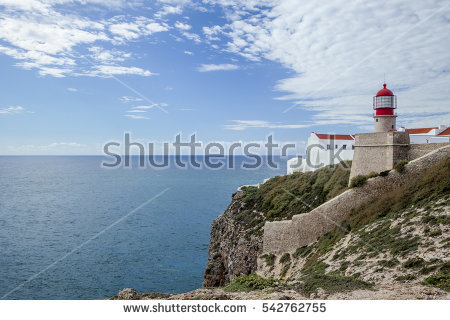 Cabo De Sao Vicente Stock Photos, Royalty.