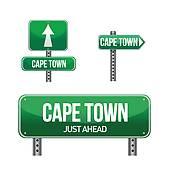 Cape Town Clip Art.