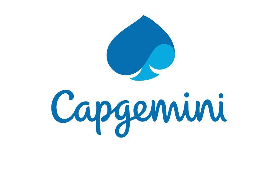 Capgemini Logos.