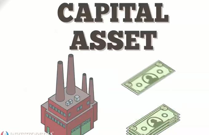 Capital Asset.