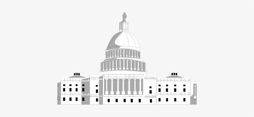 Us Capitol Building Clipart.