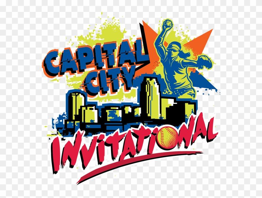 2019 Capital City Invitational Clipart (#2776885).