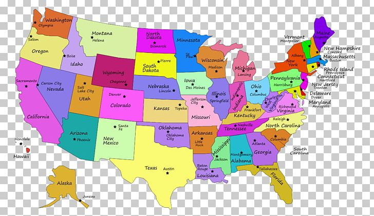 U.S. State Map Delaware Capital City PNG, Clipart, Area.