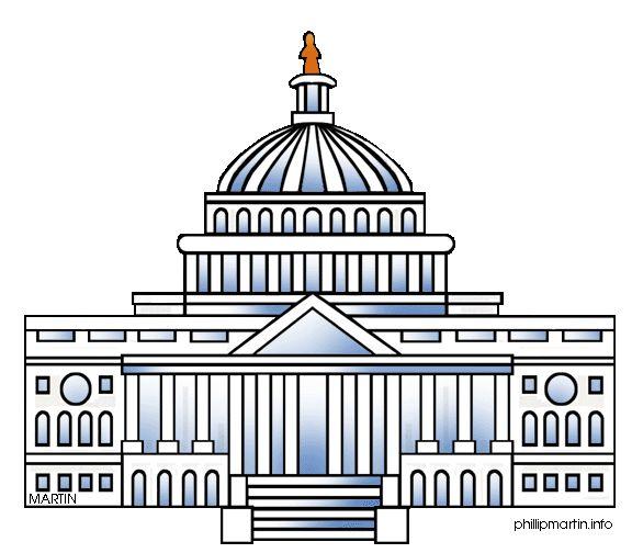 Capitol Bldg Clipart.