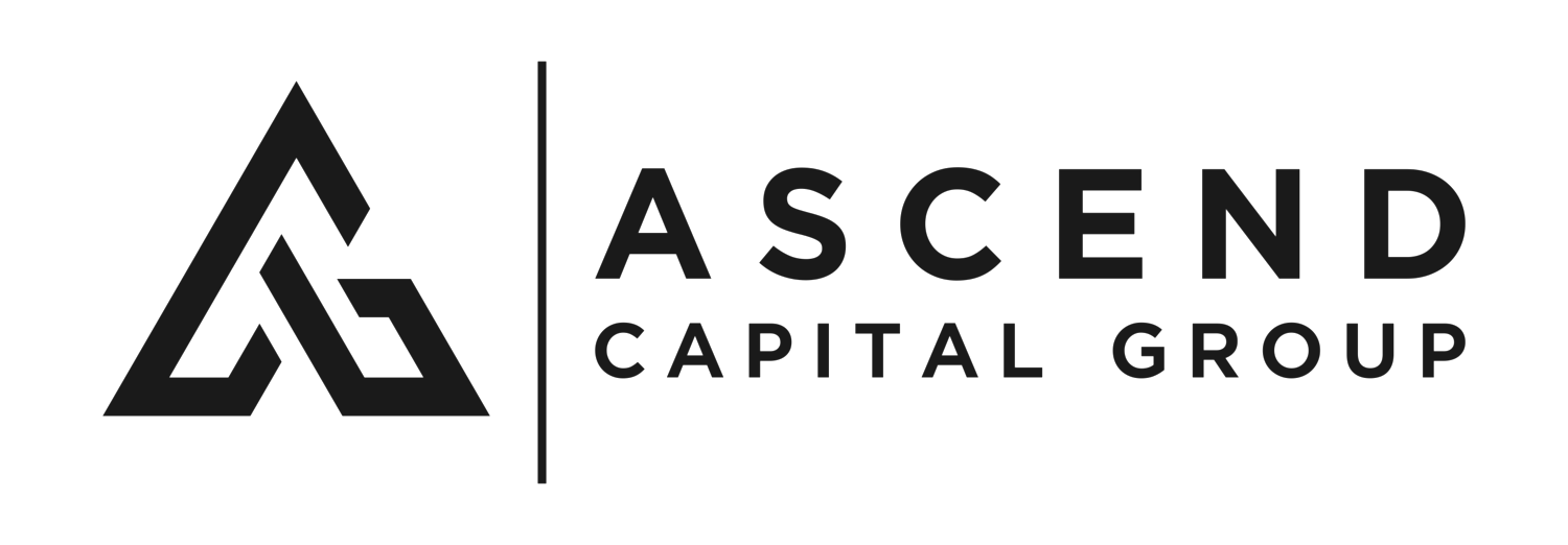 Ascend Capital Group.