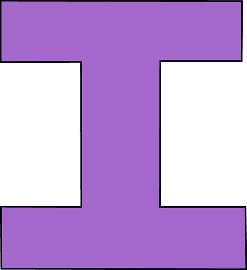 Capital letter clipart #7