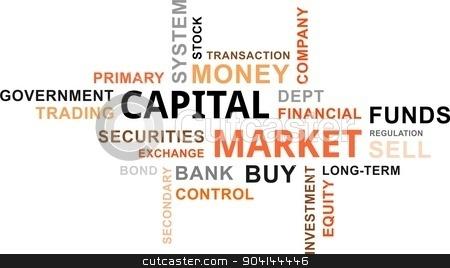 Capital Market Clipart.
