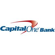 CapitalOne Bank.