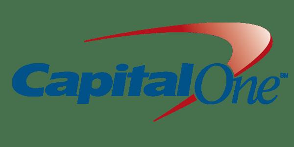Capital One credit card Company logo.