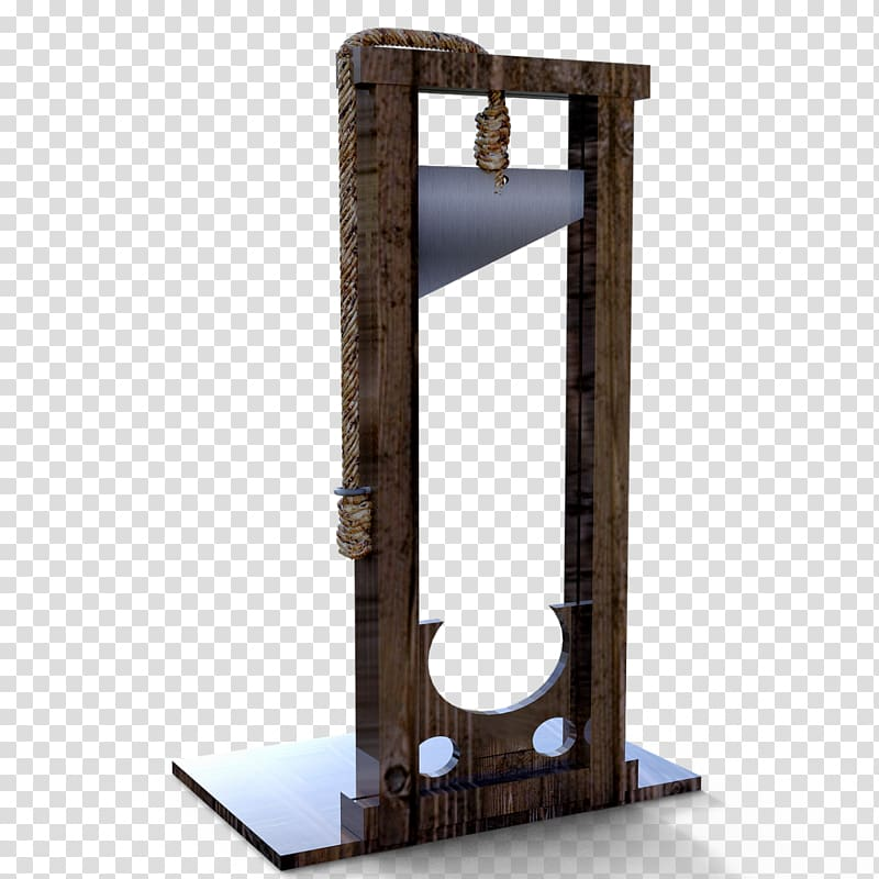 Guillotine Capital punishment History Gallows, double.