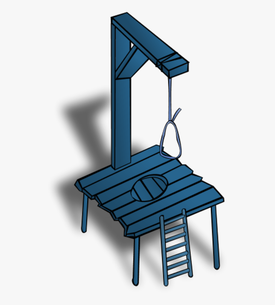 Gallows Death By Hanging Noose.
