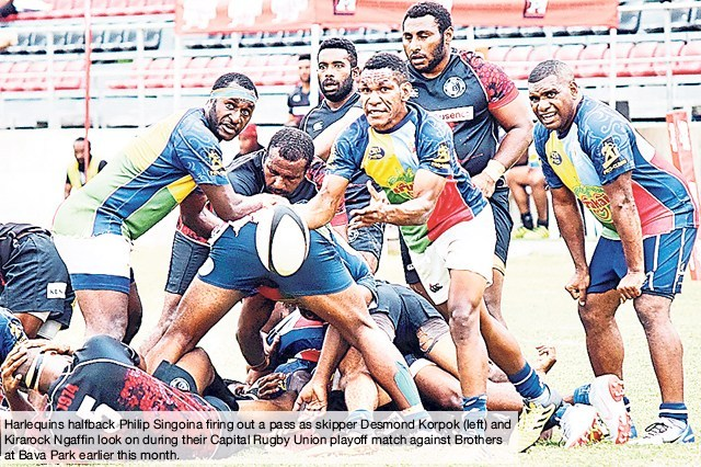 PNG can match other Pacific nations, says Aust referee.