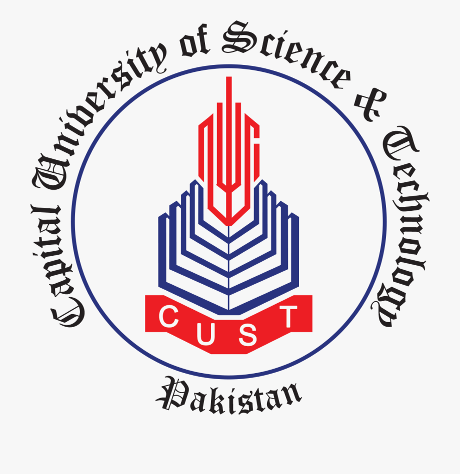Capital University Of Science And Technology Logo, Cliparts.