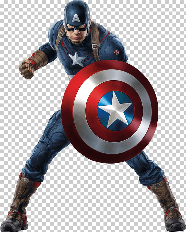 Captain America PNG clipart.