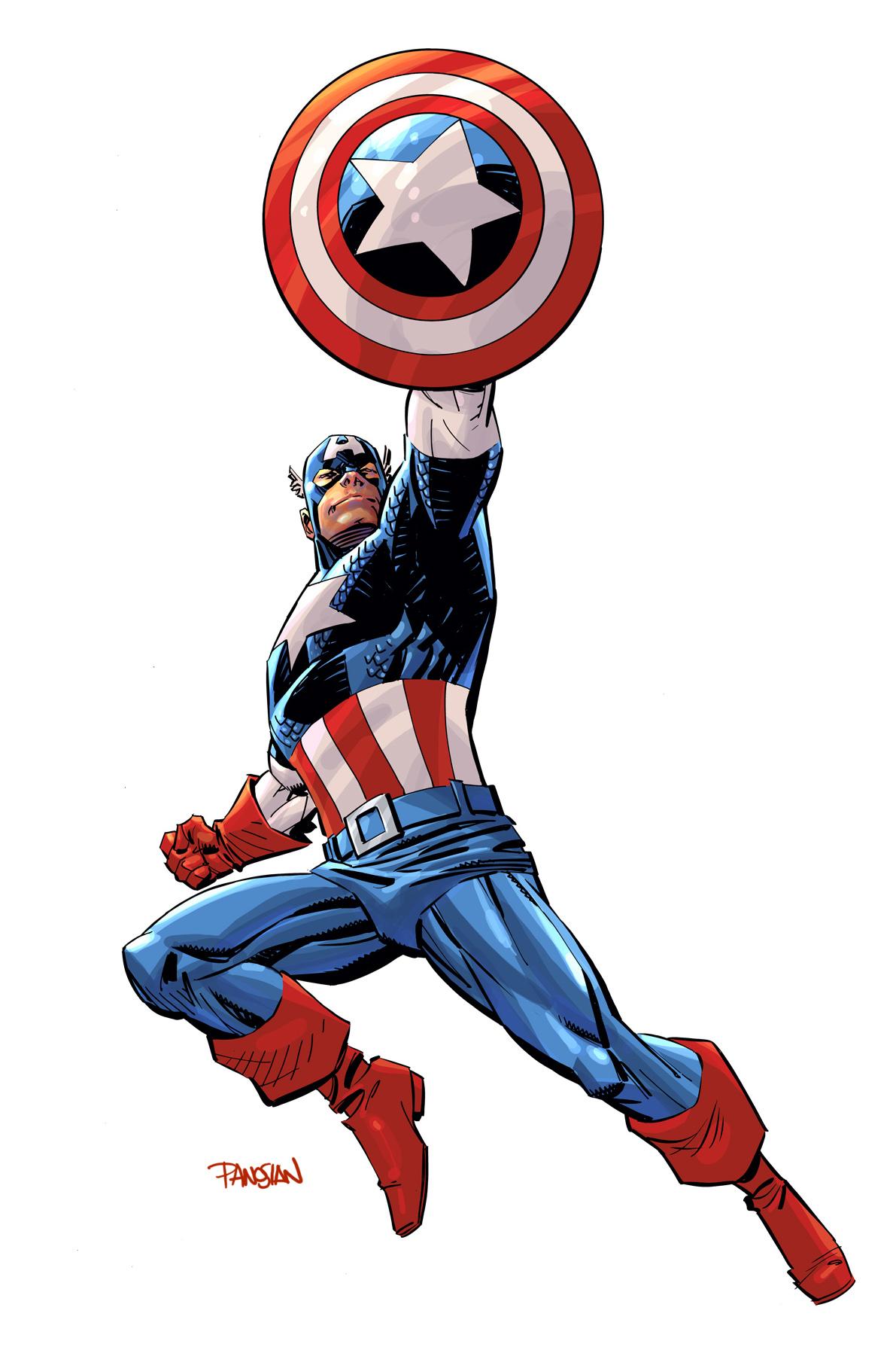 Free Captain America Clip, Download Free Clip Art, Free Clip.