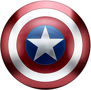 Amazon.com: Avengers Legends Captain America Shield: Toys.