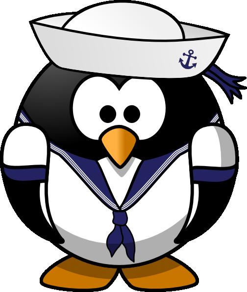 Captain Clipart.