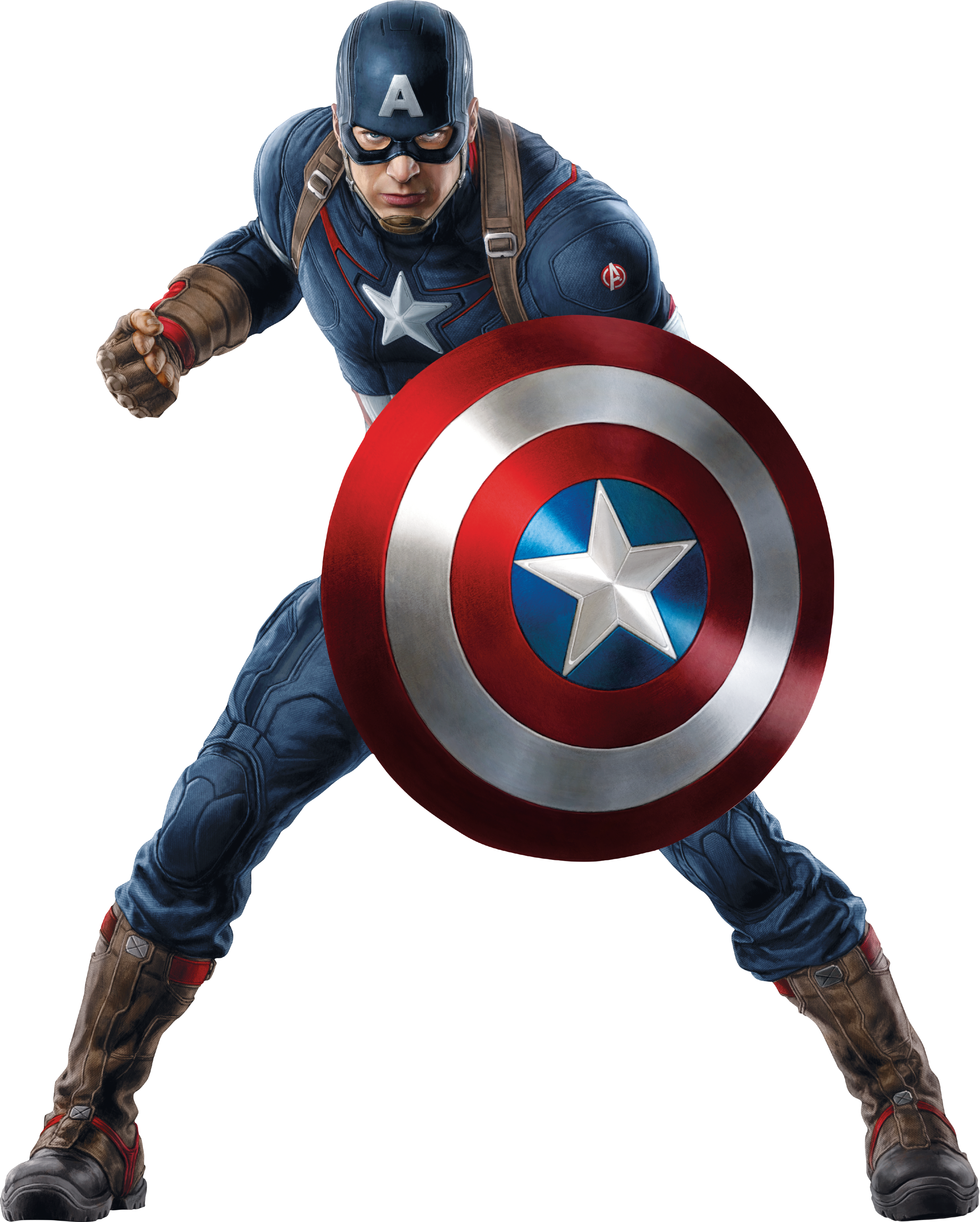 Captain America PNG images free download.