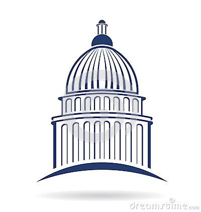 Clipart Capitol Building.