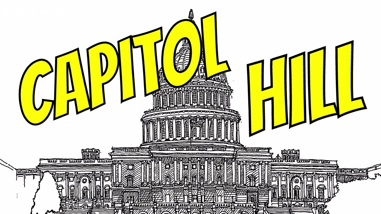 Collection of Capitol clipart.