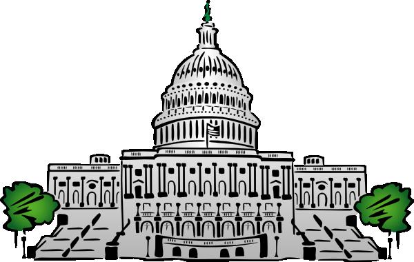 Capitol hill clipart.