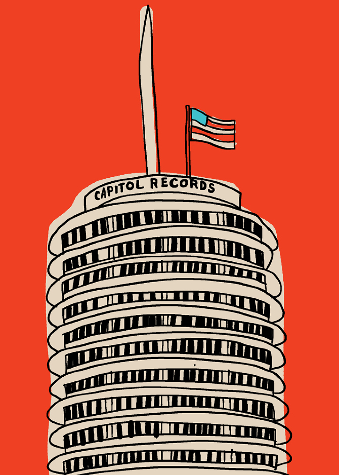 capitol records.