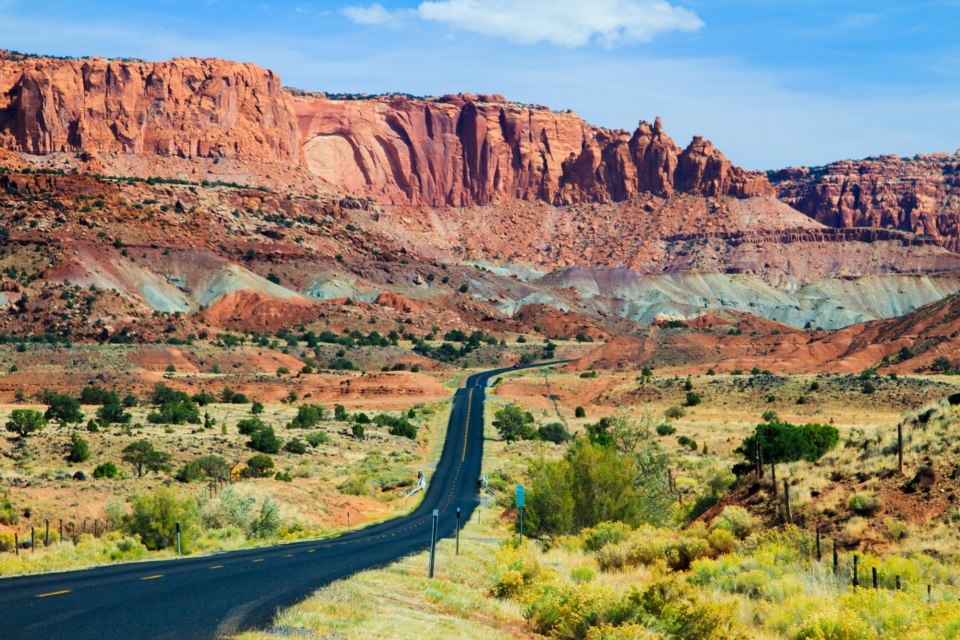 Capital Reef By Evie on emaze.