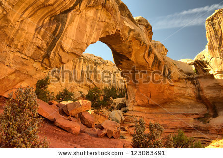 Capitol Reef National Park Stock Photos, Royalty.