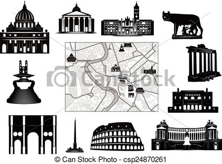 Capitoline wolf Vector Clipart Royalty Free. 7 Capitoline wolf.
