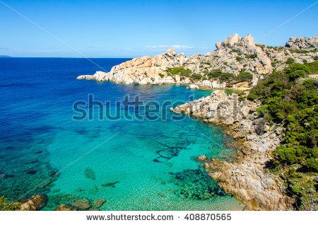 Capo Italy Sardinia Testa Stock Photos, Royalty.