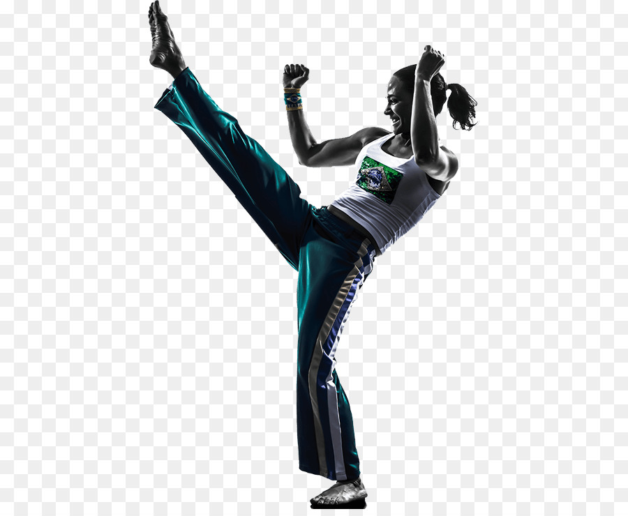 Capoeira Dancer png download.