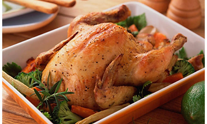 Capon Recipes & Cooking Tips.