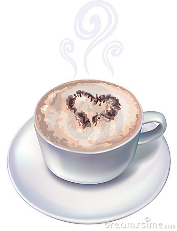 Cappuccino clipart 8 » Clipart Station.