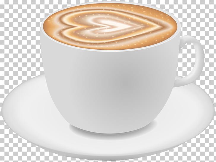 Cappuccino White coffee Ristretto Cuban espresso Caffè.