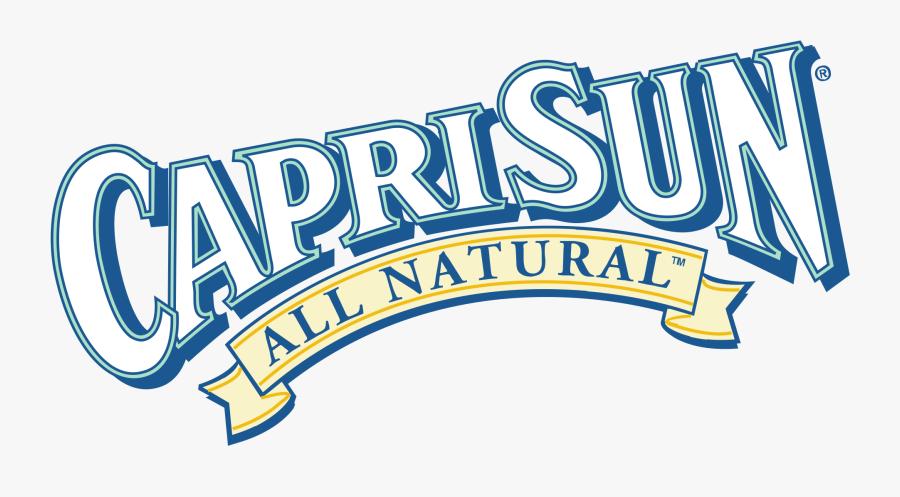 Capri Sonne Logo Engl.