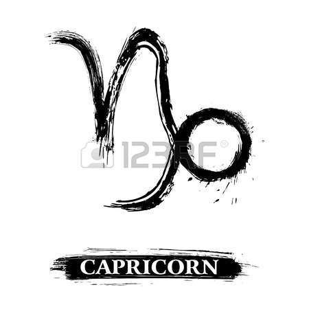 6,908 Capricorn Stock Vector Illustration And Royalty Free.