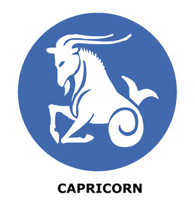 Clip art for capricorn.