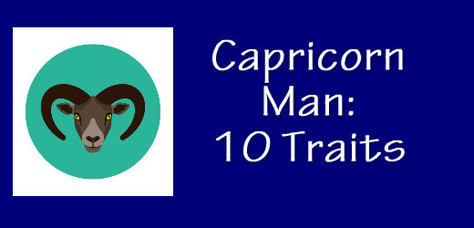 Capricorn Man: 10 Key Personality Traits You Can't Ignore!.