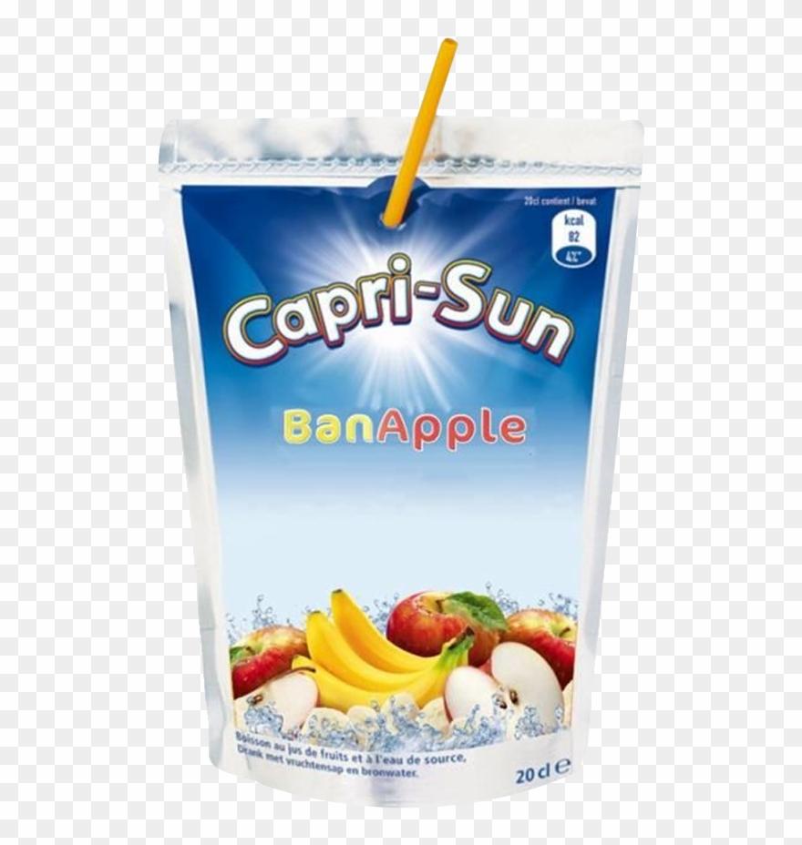 Capri Sun Png Clipart (#2929053).