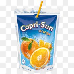 Capri Sun PNG.