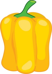 Pepper Clipart Image.