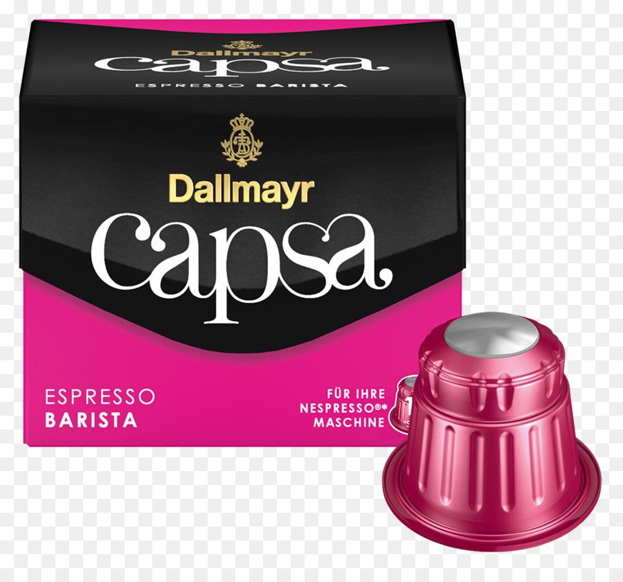 Coffee Nespresso Capsula di caffè Barista.