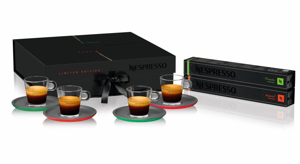 Friday Foodie: Nespresso.